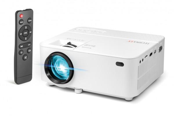 Technaxx Mini FullHD LED-Beamer