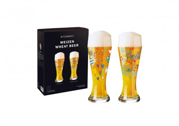 Ritzenhoff Weizen 2er Set