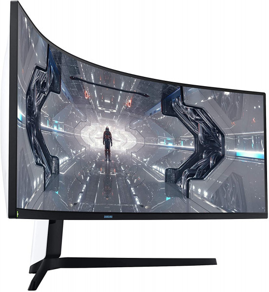 Samsung Curved Monitor 49 Zoll